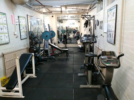 Therapeutic Community gym
