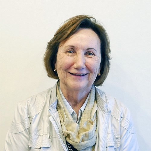 Photo of Prof Margarita Frederico